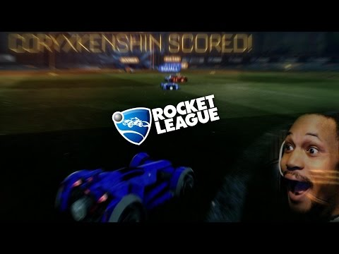THE MOST MLG RC-CAR FIFA PLAYER | Rocket League
