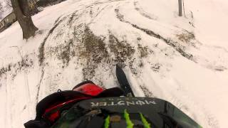 2. GoPro Hero 2: 2007 Polaris IQ Dragon
