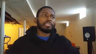 ERB Epic Rap Battles Gandhi vs. Martin Luther King REACTION