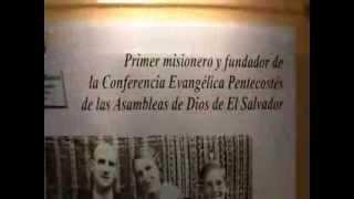 MUSEO, CASA DE HISTORIA, IGLESIA BETEL, ASAMBLEAS DE DIOS, SANTA ANA, EL SALVADOR. 2014
