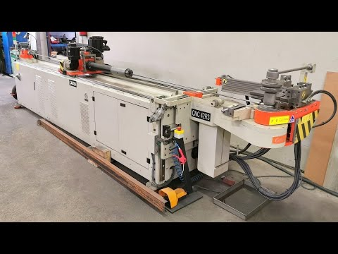 Mandrel Bender Cansa Makina CNC 42R3 2017