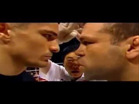 MMA staredown - The best of!