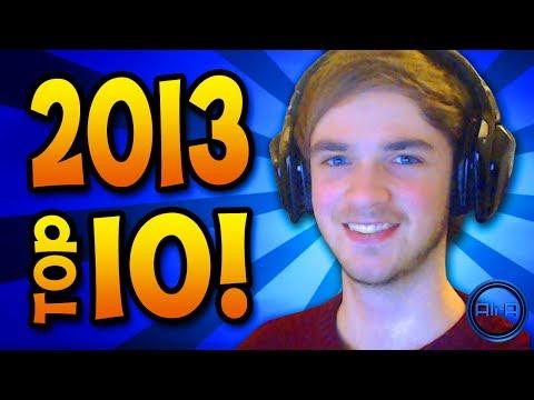 2013 TOP 10 VIDEOS! 👾 - Ali-A