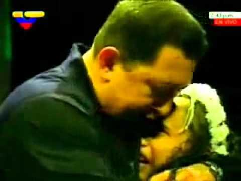 LA NIÑA QUE HIZO LLORAR AL MUNDO!!! -PRESIDENTE CHAVEZ CUANTO TE QUIERO!!!