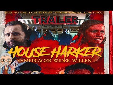 HOUSE HARKER [Deutscher HD Trailer] VAMPIRJÄGER WIDER WILLEN