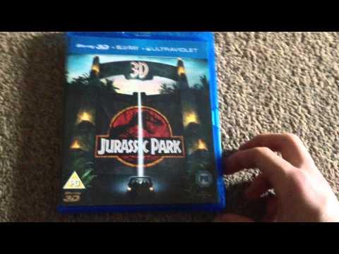 Jurassic Park (1993) Blu Ray review