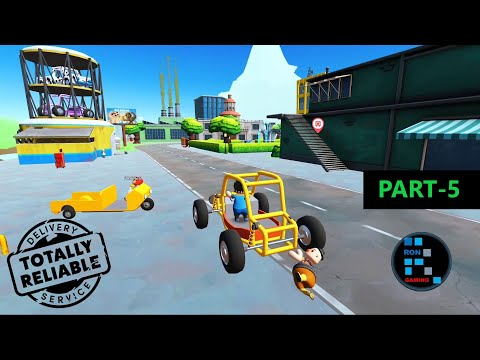 Totally Reliable Delivery Service | Funniest Game Ever#5