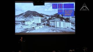 Speech Doreen Liu - Project Dacheng Factory Adaptative Reuse / UABB Venue | Archmarathon 2016