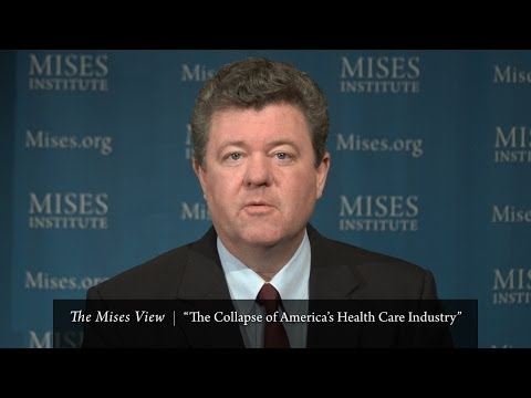 View - Mark Thornton explains why Obamacare is simply one more step along the road to health care serfdom. Thornton is a Senior Fellow at the Mises Institute. For m...