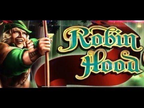 ROBIN HOOD #2 : OVER 1000X HUGE WIN - WMS