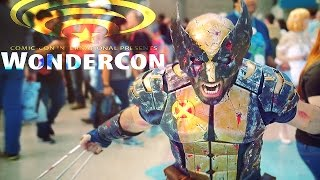 Amazing WonderCon 2016 Cosplay Video