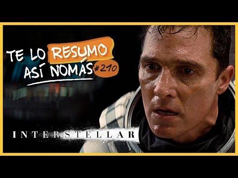 Interstellar   #TeLoResumoAsiNomas 210