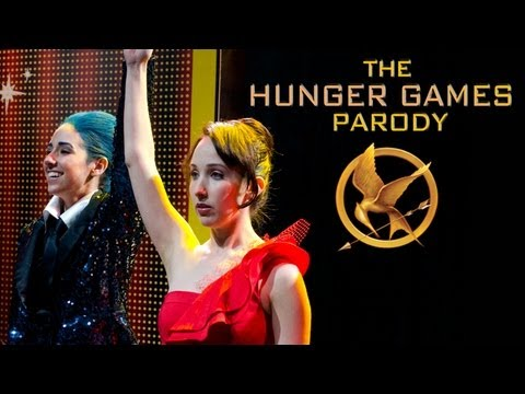 The Hunger Games Parody by The Hillywood Show