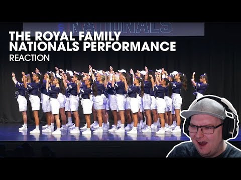 THE ROYAL FAMILY - Nationals 2018 (Guest Performance) - REACTION!