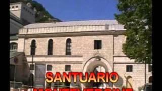 Avellino Italy  City new picture : MONTEVERGINE AVELLINO ITALY.wmv