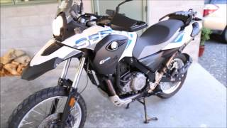 9. BMW G650GS Sertao 2012 For Sale in Wellington, New Zealand, Feb 2017