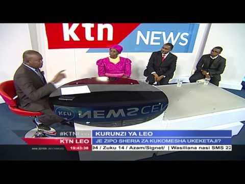 Kurunzi ya Leo 26th July 2016 Sheria za kukomesha ukeketaji