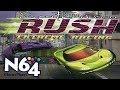 San Francisco Rush Nintendo 64 Review Hd