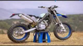 4. 2009 Husaberg FE 450/570 Press Launch