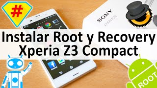 Nonton Sony Xperia Z3 Compact - Instalar Root y Recovery - Español 2016 Film Subtitle Indonesia Streaming Movie Download