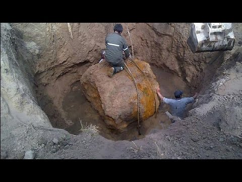 Αργεντινή: Επιστήμονες πιστεύουν ότι εντόπισαν μετεωρίτη 30 τόνων