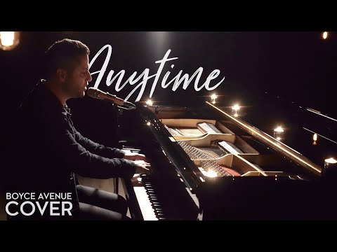 Anytime (Brian McKnight Cover)