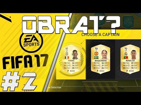 FIFA 17 | FUT DRAFT | NEUVĚŘITELNÝ OBRAT!? | #2 | CZ/SK