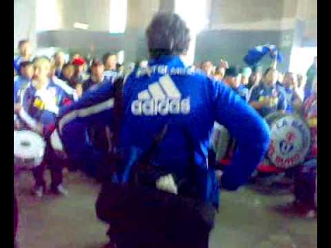 La Banda Del Buho  - LOS DE ABAJO - Los de Abajo - Universidad de Chile - La U