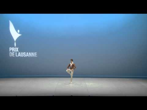 Harrison Lee - 2015 Prix de Lausanne Prize Winner - Classical Variation