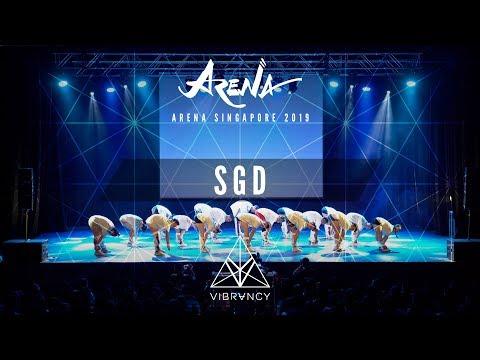 SGD | Arena Singapore 2019 [@VIBRVNCY 4K] - Thời lượng: 4 phút, 18 giây.
