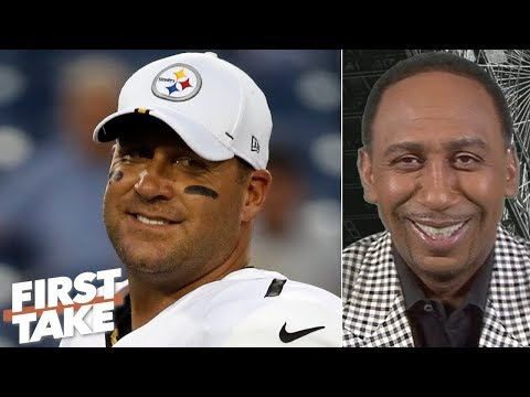 Video: Stephen A. predicts the Steelers will win the AFC North over the Browns | First Take
