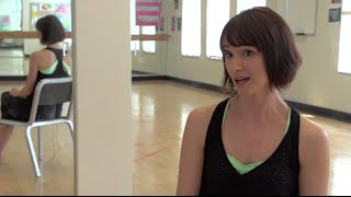 Dina Gray talks about teaching dance!