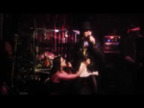 Where Is Cooper (Alice Cooper Tribute) - Hell Is Living Without You (Kosice 2014)