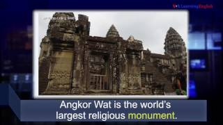 Why is a monument a good place to visit? Find out in this week's News Words.