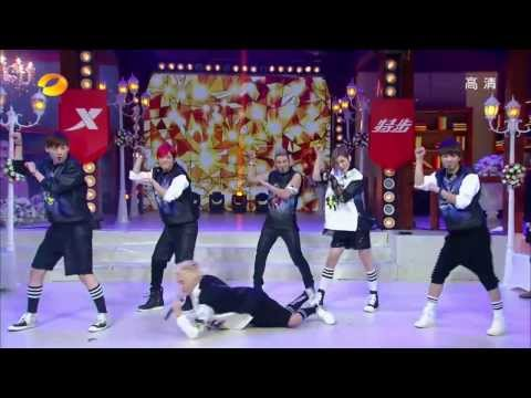 [HD] 131220 NU'EST-M  - Ylvis - The Fox (What Does the Fox Say?) (видео)