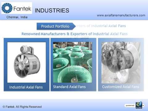 Industrial Axial Fan suppliers