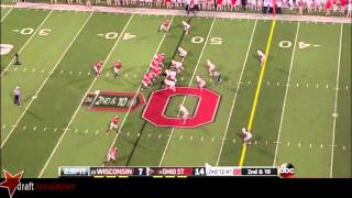Beau Allen vs Ohio State (2013)