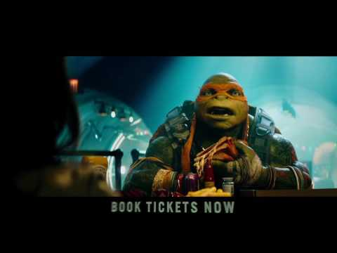 Teenage Mutant Ninja Turtles: Out of the Shadows (TV Spot 'Krang Attack')