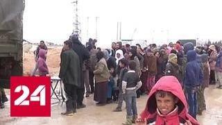 Восточный Алеппо: российские саперы проверяют каждый метр городской территории