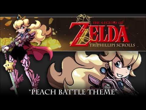 Legend of Zelda | Peach Battle Theme | Triphillipi Scrolls