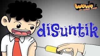 Download Video Kartun Lucu - Wowo di Imunisasi - Animasi Indonesia - Funny Cartoon MP3 3GP MP4