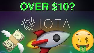 Will IOTA Go OVER $10 In 2018!? (Technical Analysis Price Prediction)