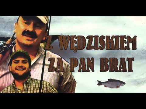 Tekst piosenki Bracia Figo Fagot - Z wędziskiem za pan brat po polsku