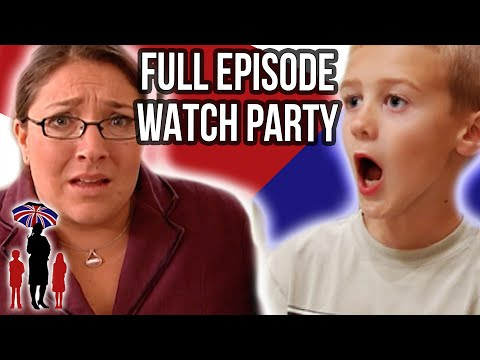 Season 2 Episode 17 -The Uvas | Full Episode | Supernanny