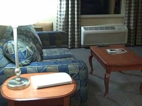 The Hampton Inn & Suites in North Conway, NH