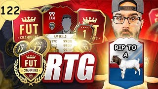 Welcome back to the road to fut champions! I made a super noob move today on fifa 17 ultimate team ▻Second Channel: ...