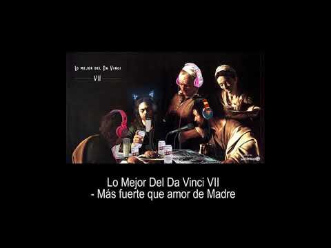 Tarjetas de amor - Lo Mejor Del Da Vinci VII - Más fuerte que amor de Madre