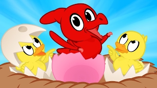 Video Dinosaur Duckling Morphle - The Ugly Duckling Fairy Tale Cartoon for Kids MP3, 3GP, MP4, WEBM, AVI, FLV Oktober 2017