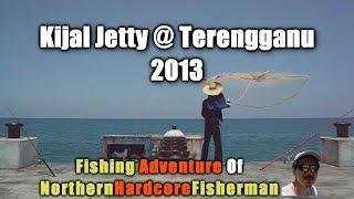 Kijal Malaysia  City pictures : Malaysia Fishing trip: Fishing Road Trip to Kijal Awana Jetty, Terengganu | FishingAdvNHF