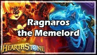 [Hearthstone] Ragnaros the Memelord